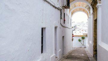 21-04-24 Arco de las Monjas de Vejer